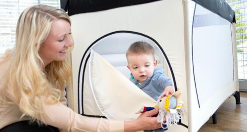 Hauck Reisebettonline kaufen | KidsComfort.eu