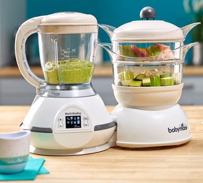 Babymoov Nutribaby Küchenmaschine online kaufen | KidsComfort.eu