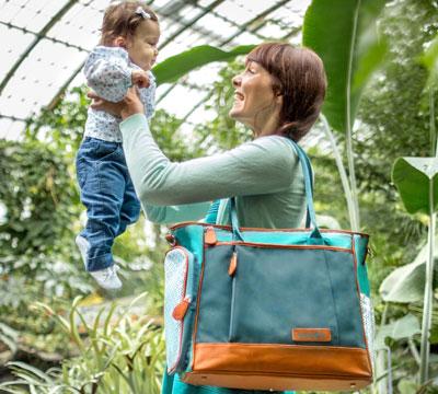 Babymoov Wickeltasche jetzt bestellen | KidsComfort.eu