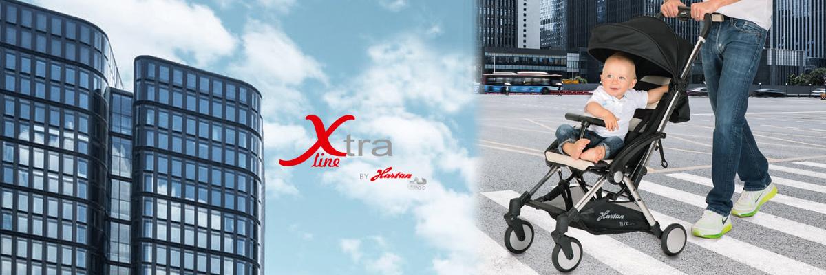Xtra line by Hartan
