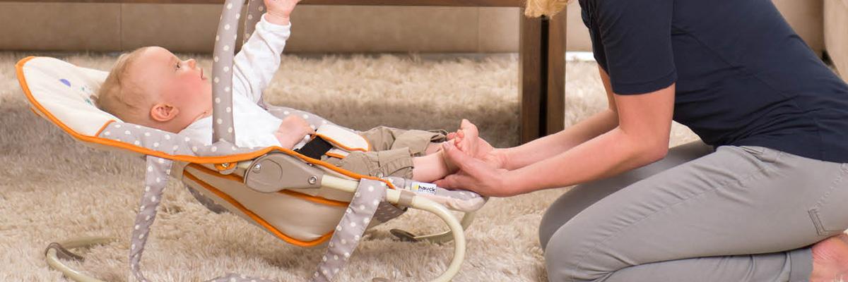 Babywippen online kaufen | Hauck Markenshop | KidsComfort.eu