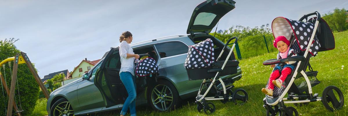 Kinderwagen & Buggys online kaufen | Hauck Markenshop | KidsComfort.eu
