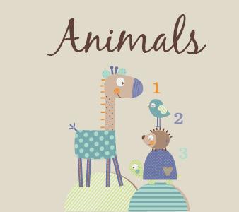 Themenwelt Animals online kaufen | KidsComfort.eu