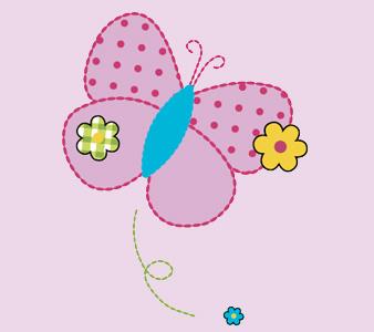 Themenwelt Butterfly online kaufen | KidsComfort.eu