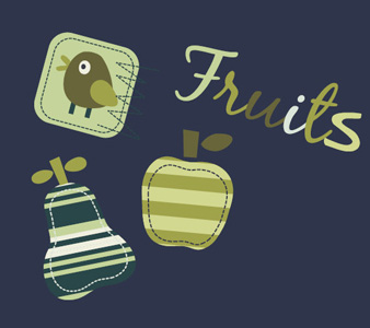 Themenwelt Fruits online kaufen | KidsComfort.eu