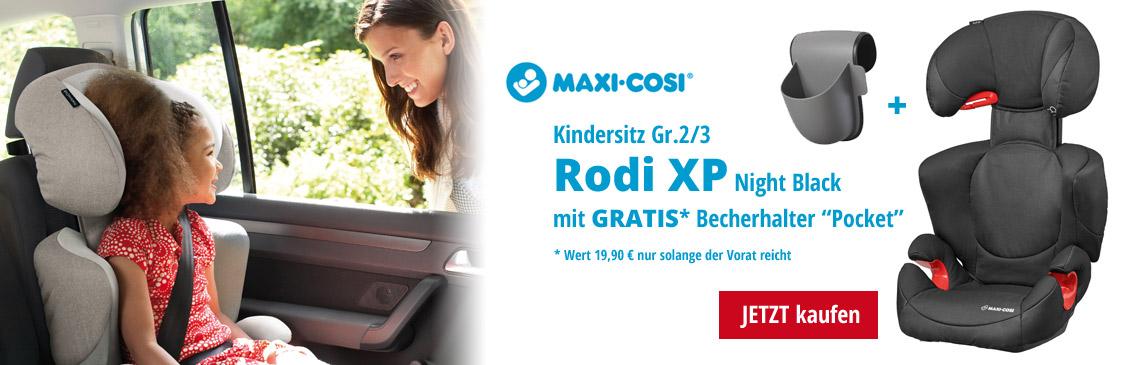 Maxi-Cosi Kindersitz Rodi XP mit Becherhalter
