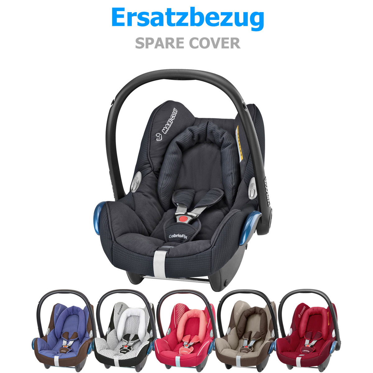 maxi cosi infant car seat cover for cabriofix design 2014 selectable colors ebay. Black Bedroom Furniture Sets. Home Design Ideas