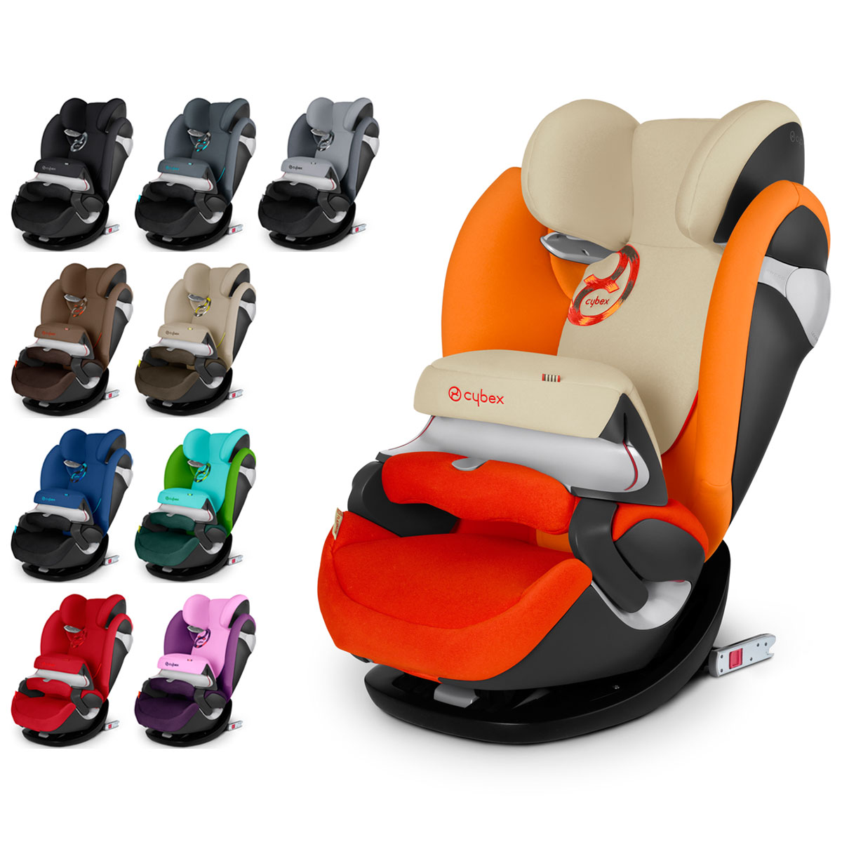 cybex pallas m fix child seat car seat goldline design 2015 color selectable ebay. Black Bedroom Furniture Sets. Home Design Ideas