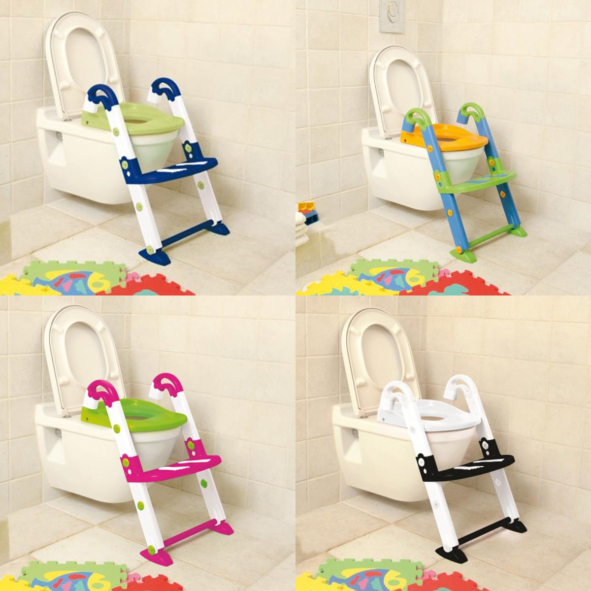 KidsKit-Toilettentrainer-3-in-1-WC-Sitz-Toepfchen-Leiter-mit-WC-Sitz-Farbwahl