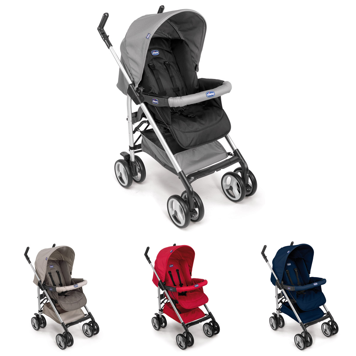 chicco buggy kinderwagen sprint design 2014 farbe w hlbar. Black Bedroom Furniture Sets. Home Design Ideas