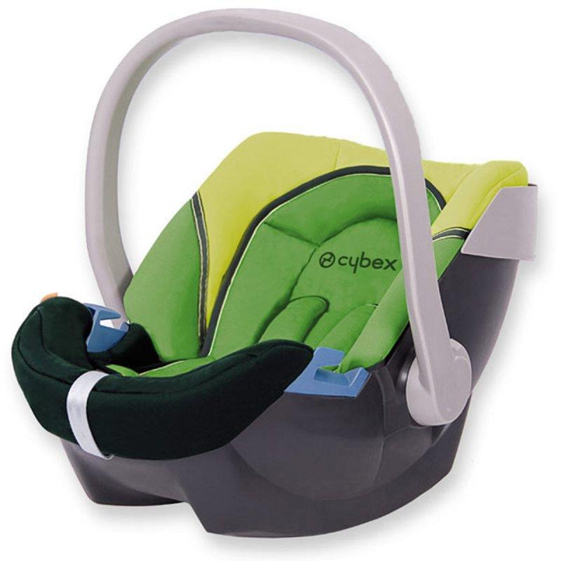 cybex babyschale aton design rosin green olive ohne isofix. Black Bedroom Furniture Sets. Home Design Ideas