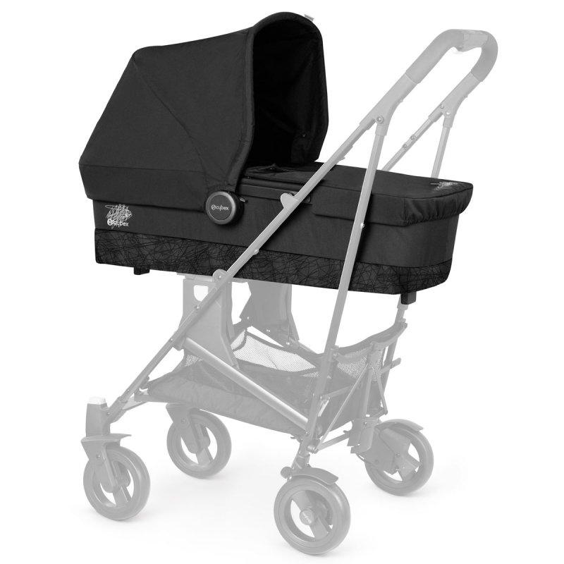 cybex kinderwagenaufsatz babywanne f r buggy callisto farbwahl ebay. Black Bedroom Furniture Sets. Home Design Ideas