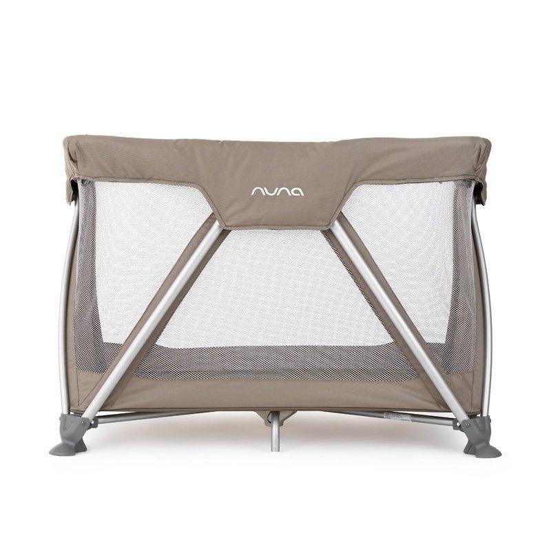 nuna sena travel cot handed folding color choice ebay. Black Bedroom Furniture Sets. Home Design Ideas