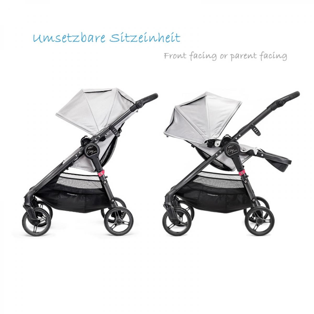 babyjogger city versa gt kompakter kinderwagen ab geburt. Black Bedroom Furniture Sets. Home Design Ideas