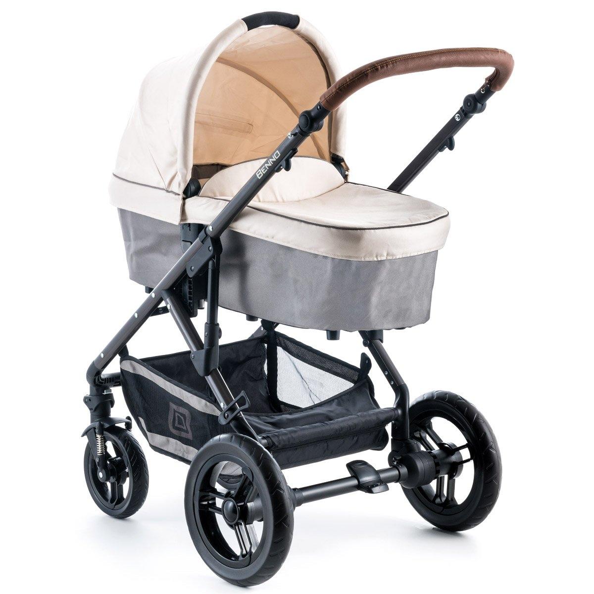 moon kombikinderwagen benno design 2015 farbe w hlbar neu ebay. Black Bedroom Furniture Sets. Home Design Ideas