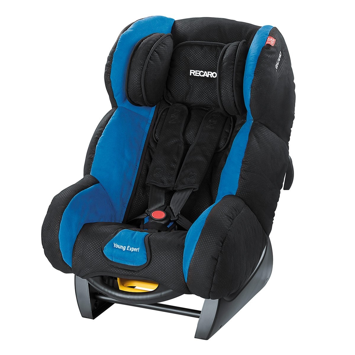 recaro young expert autositz kindersitz gruppe 1 9 18 kg farbe w hlbar ebay. Black Bedroom Furniture Sets. Home Design Ideas