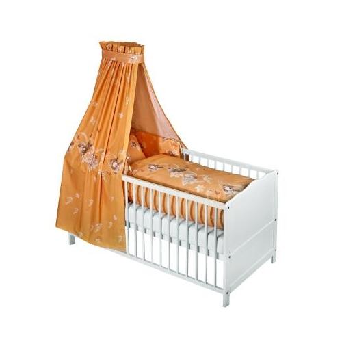 z llner bett set herzb r bettw sche himmel und nestchen. Black Bedroom Furniture Sets. Home Design Ideas
