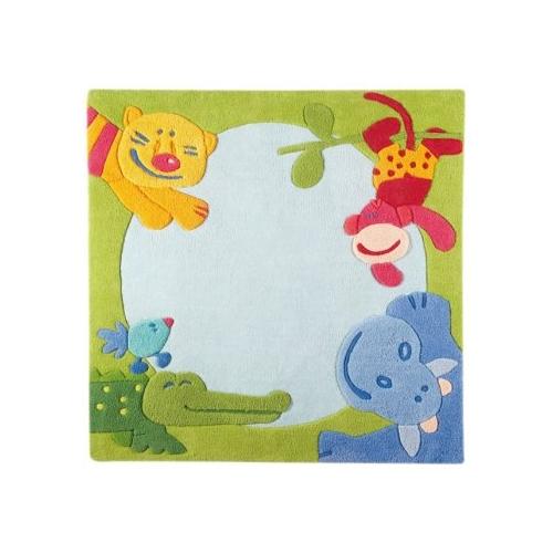 Haba Teppich Rug Dschungel Maße 140 x 140 cm #7648  eBay