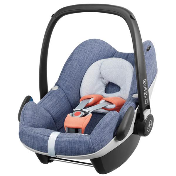 maxi cosi pebble babyschale farbe w hlbar 7670 ebay. Black Bedroom Furniture Sets. Home Design Ideas