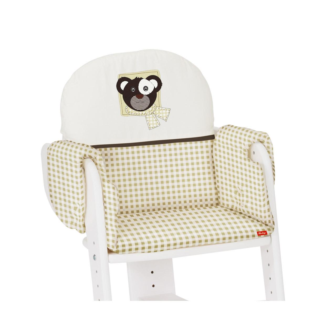herlag sitzpolster f r hochstuhl tipp topp iv design 2014 farbe w hlbar ebay. Black Bedroom Furniture Sets. Home Design Ideas