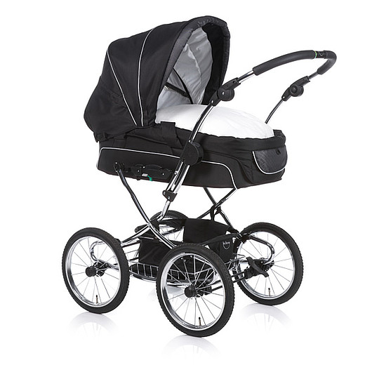 teutonia elegance kinderwagen babywanne farbe w hlbar ebay. Black Bedroom Furniture Sets. Home Design Ideas