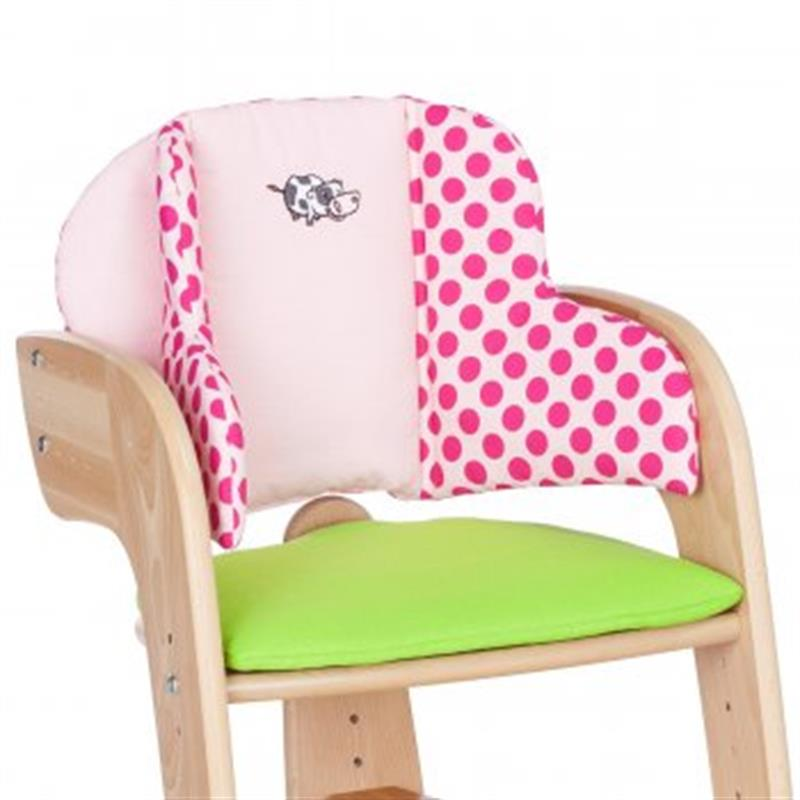 herlag sitzpolster f r hochstuhl tipp topp comfort iv farbwahl neu ebay. Black Bedroom Furniture Sets. Home Design Ideas