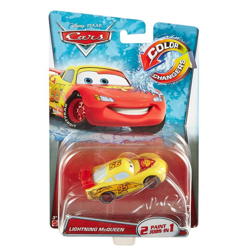 Mattel disney pixar cars farbwechsel fahrzeuge auto