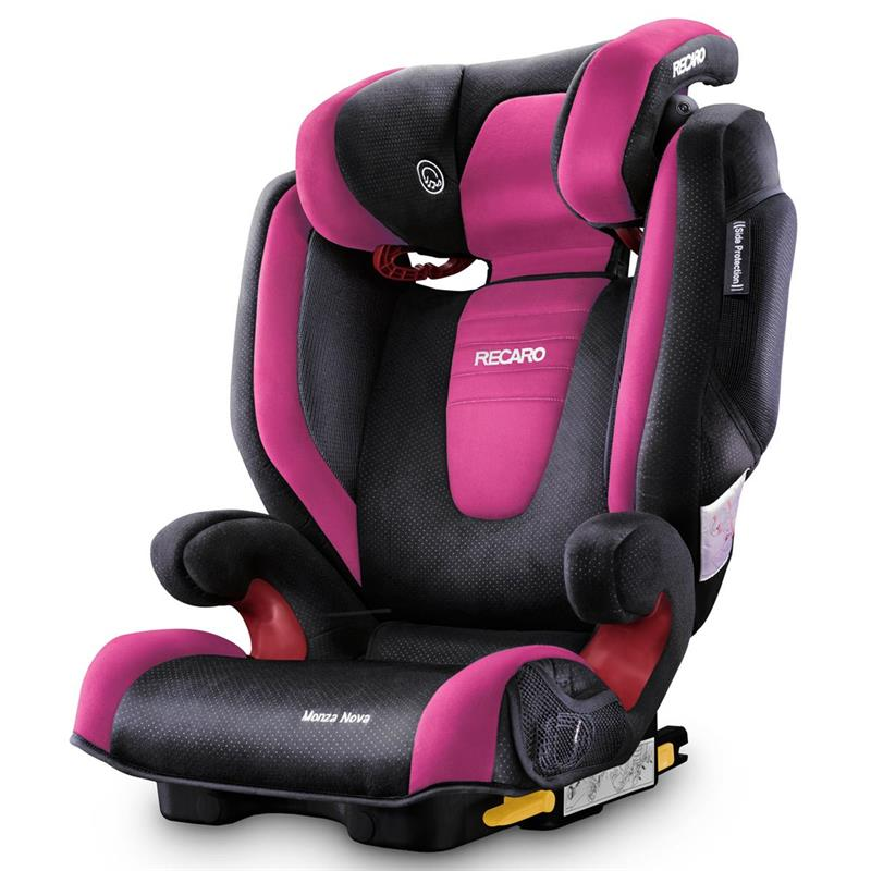 recaro kindersitz monza nova 2 seatfix 2016 farbwahl ebay. Black Bedroom Furniture Sets. Home Design Ideas