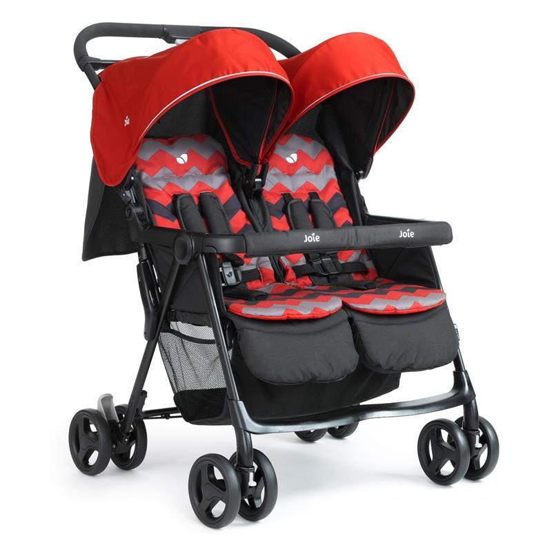 joie airetwin zwillingsbuggy geschwisterwagen kinderwagen farbwahl ebay. Black Bedroom Furniture Sets. Home Design Ideas