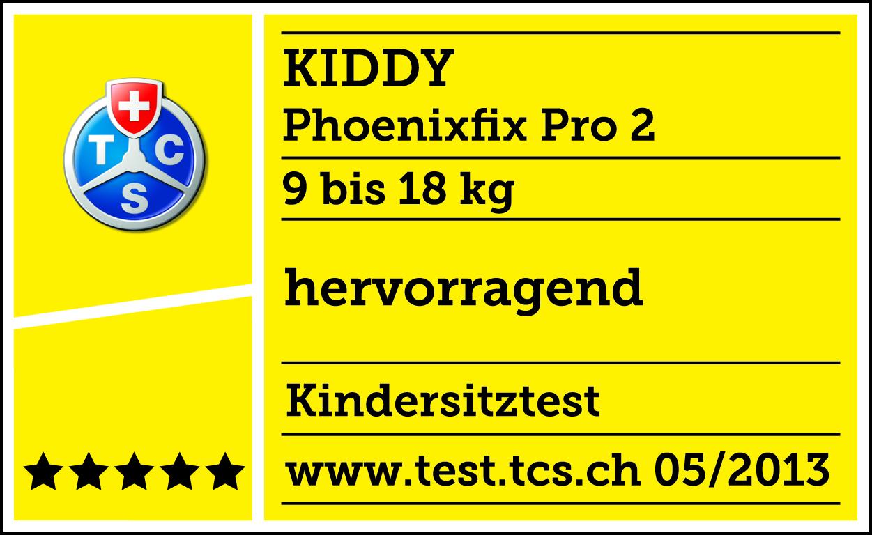 kiddy phoenixfix pro 2 autositz kindersitz design 2014 farbe w hlbar 9463 ebay. Black Bedroom Furniture Sets. Home Design Ideas