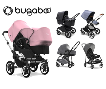 Bugaboo Stroller - discover available at KidsComfort.eu