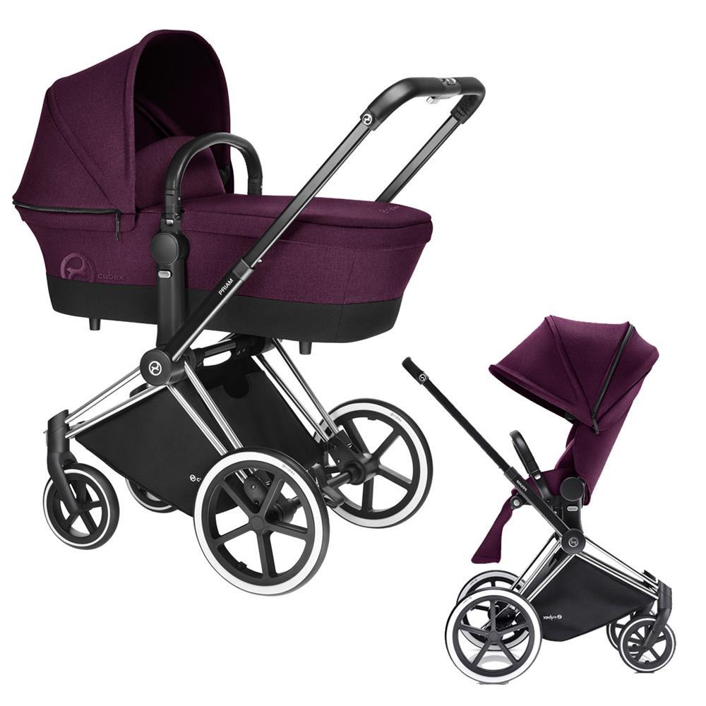Priam 2017 Cybex Platinum Line Kinderwagen Kidscomfort Eu