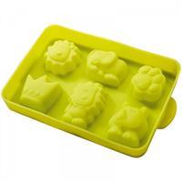 Haba Silikon-Muffinform Backform Geburtstag Kuchen Muffin Safari