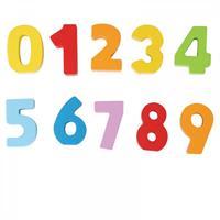 Hape Holzfiguren Nummern und Farben