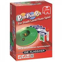 Jumbo Gesellschaftsspiel Pim Pam Pet - Stadt, Land, Fluss