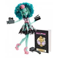 Monster High BLX02 Grusel Deluxe Puppe