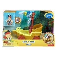 Jake & die Nimmerland Piraten – Segelwagen Jake