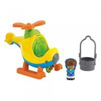 Fisher-Price Little People Hubschrauber