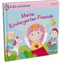 Haba Freundebuch: Lilli and friends - Meine Kindergarten-Freunde