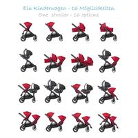 Baby Jogger City Select Babywanne Detail 05