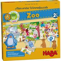 Haba Wimmelpuzzle Zoo