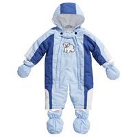 Playshoes Baby-Schneeanzug Eisbär