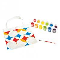 Hape Bastel-Set Tasche voller Farben