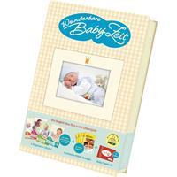Geschenk-Set Wunderbare Babyzeit Baby-Tagebuch und Ratgeber