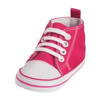 Playshoes Canvas Turnschuh Größe 17-20 Farbwahl Pink 19