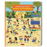 Haba Bildwörterbuch Meine ersten Wörter - Suchen und Entdecken