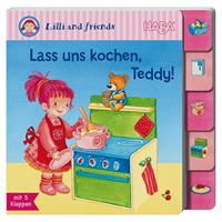 Haba Register-Klappenbuch Lilli & friends: Lass uns kochen, Teddy!