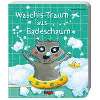 Haba Pappbilderbuch: Waschis Traum aus Badeschaum