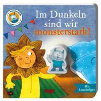 Haba Pappbilderbuch Minimonster: Im Dunkeln sind wir monsterstark!