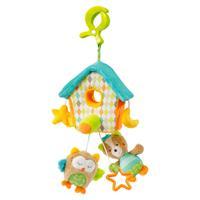 BabyFehn Sleeping Forest Mini Musik Mobile Haus Detailansicht 01